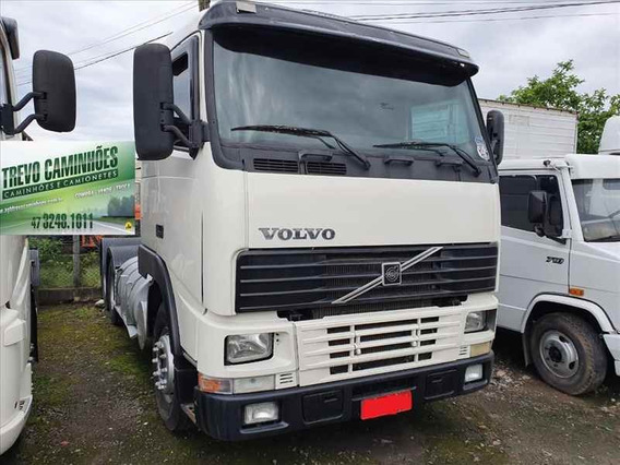 Volvo Fh12 380 - Ano: 2001 - 6x2