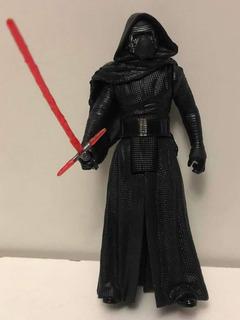 Star Wars Hasbro 3 3/4 Kylo Ren The Last Jedi Loose M59