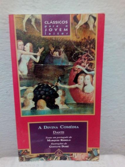 Livro A Divina Comédia Dante A Alighieri Literatura Juvenil