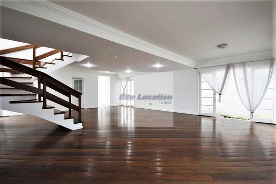 77784 Ótima Casa Para Venda No Brooklin - Ca0259