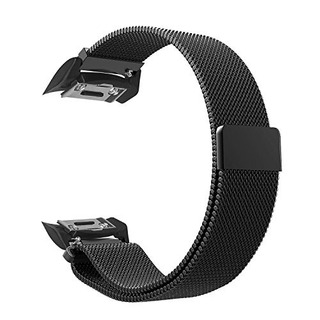 Gear S2 Watch Band [large], Fintie [magnet Lock] Milanese Lo