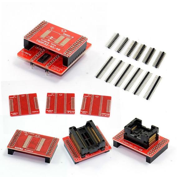 Adaptadores Minipro Tsop48/40/32 Sop44/56 Tl8866 Tl8866cs