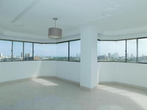 Imagen 1 de 12 de Apartamento En Arriendo Manga Cartagena