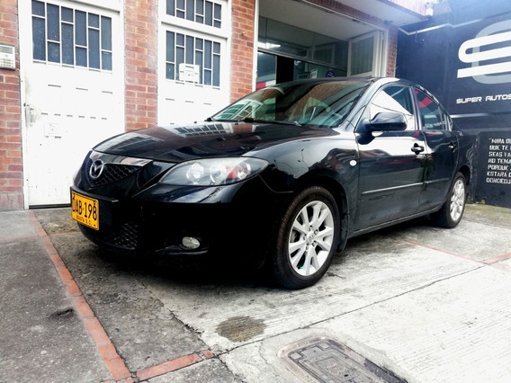 Mazda 3 1.6l Unico Dueño