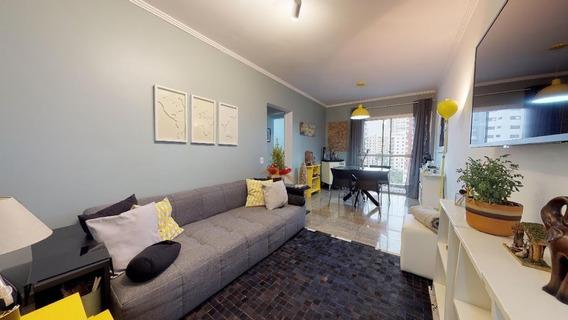 Apartamento Residencial À Venda, Indianópolis, São Paulo - . - Ap0117