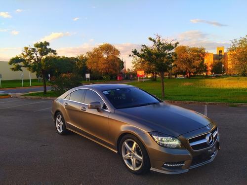 Mercedes-benz Clase Cls 3.5 Cls350 E-coupe B.efficiency