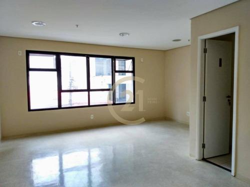 Conjunto Para Alugar, 30 M² Por R$ 1.600,00/mês - Paraíso - São Paulo/sp - Cj4261