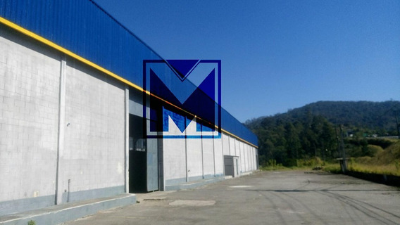 Comercial Para Aluguel, 0 Dormitórios, Jardim Aracy - Mogi Das Cruzes - 944