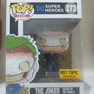 Funko Pop! [jg] The Joker #273 Hot Topic Exclusive