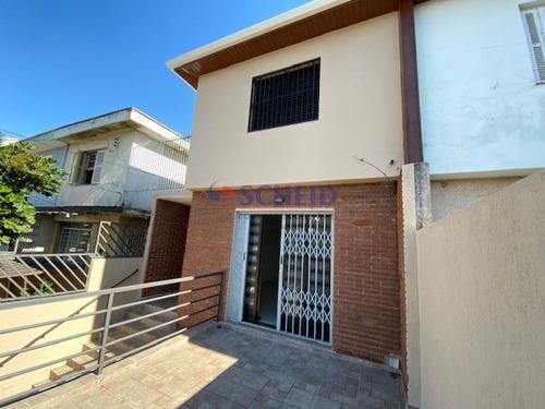 Sobrado De  130m² Com 3 Dormitórios, Na Chácara Monte Alegre, São Paulo - Mc8414