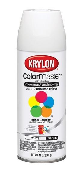 Pintura Aerosol Colormaster Brillante Varios Colores - Prestigio