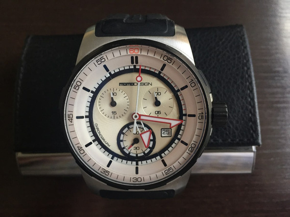 Relógio Cronografo Momo Design