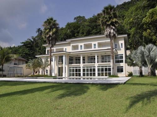 Casa  Residencial À Venda, Marina Guarujá. Píer Para Embarcação. - Ca0105 - 34709722