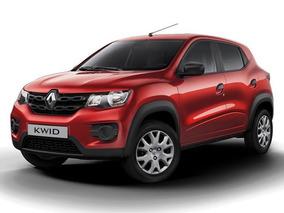 Renault Kwid Life 2018 0km Rojo Contado Financiado Autos