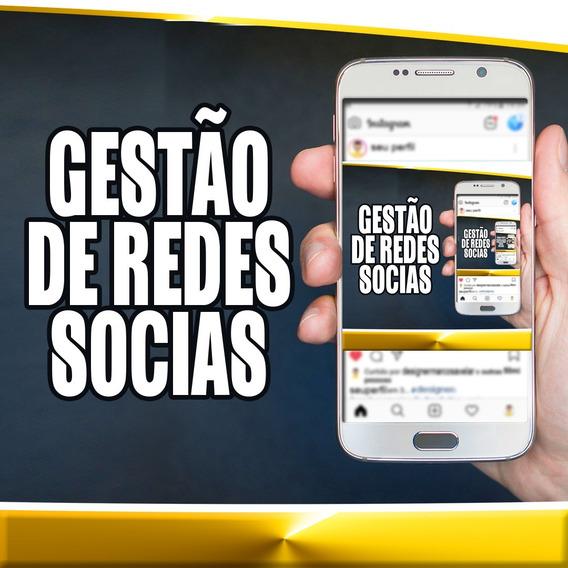 Gestão De Redes Sociais, Instagram E Páginas Facebook.