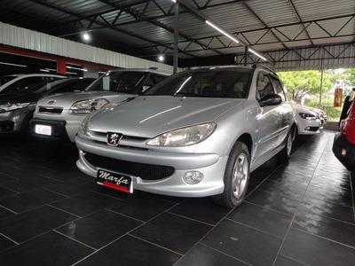 Peugeot 206 1.4 Moonlight Sw 8v Flex 4p Manual