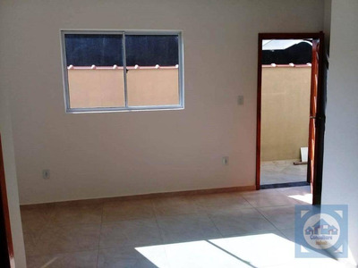 Casa Com 2 Dormitórios À Venda, 64 M² Por R$ 209.900 - Esplanada Dos Barreiros - São Vicente/sp - Ca0779