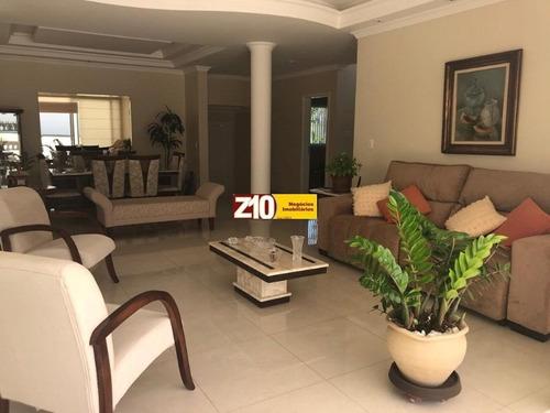 Ca08269- At 530m², Ac 274m² - Esplendido Imovel Frente À Mata Em Luxuoso Condomínio - Vila Paradiso - Indaiatuba / S.p. - Ca08269 - 33880652