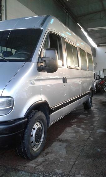 Renault Master 16 Lugares 2009* Consórcio 35.990+13 X 1.256,