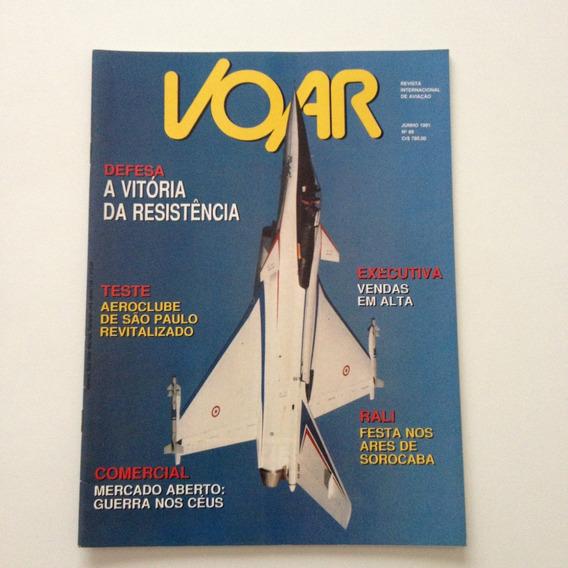 Revista Internacional De Aviação Voar N°89