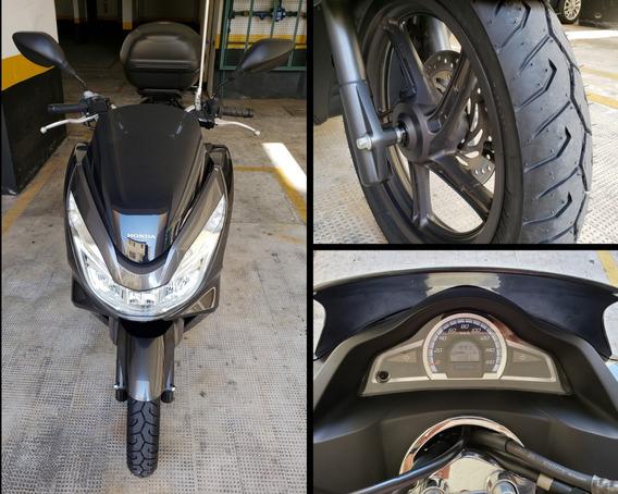 Honda Pcx 150 - 2015/2016 - Única Dona - Revisada 12.000 Km