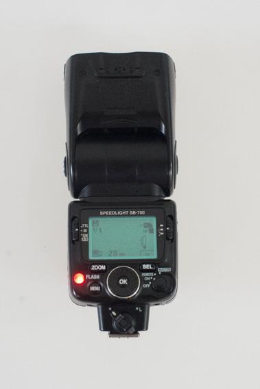 Flash Nikon Sb700 Usado