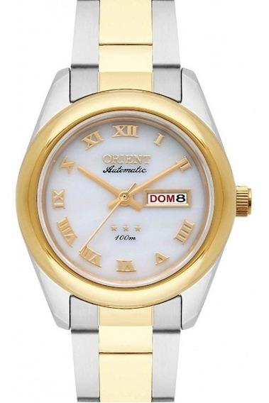 Relógio Orient Feminino Automatico - 559eb1x B1kx