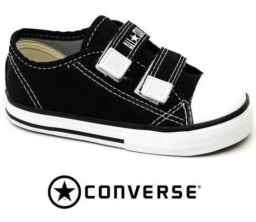 Converse All Star Infantil Velcro - Ck0508