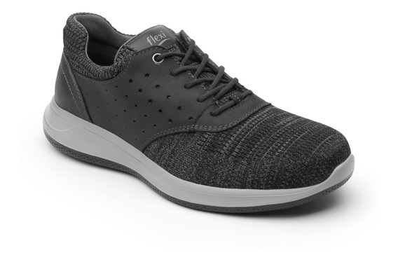 Sneaker Flexi Caballero 401502 Negro