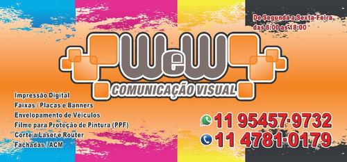 Imagem 1 de 5 de Comunicação Visual Marketing Promocional