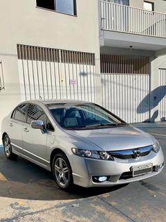 Honda Civic 2010 1.8 Exs Flex Aut. 4p