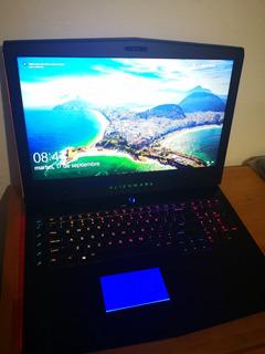 Alienware 17 R4 Core I7 7700hq 16gb Ddr4 Nvidia Gtx 1070 8gb
