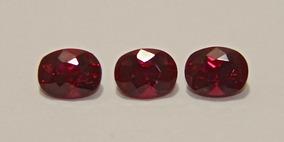 Rsp 1900 Rubi Sangue De Pombo 6,6x5,1mm Preço Pedra 1,19 Ct