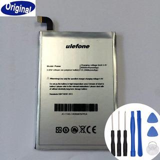 Bateria Original Para Ulefone Power Octa Core 4g 5.5 6050ma