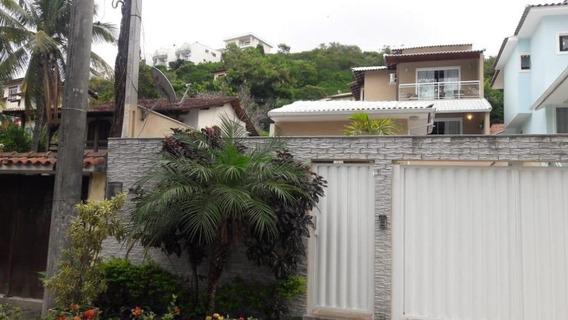 Casa Com 4 Dormitórios À Venda, 190 M² Por R$ 1.500.000,00 - Camboinhas - Niterói/rj - Ca0458