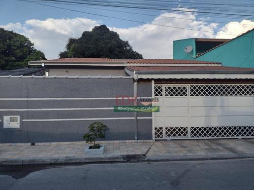 Imagem 1 de 3 de Casa Com 2 Dormitórios À Venda, 80 M² Por R$ 200.000 - Feital - Pindamonhangaba/sp - Ca6160