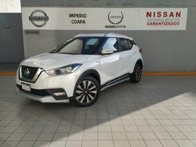 Nissan Kicks 1.6 Exclusive At Cvt 2018 Somos Agencia!!