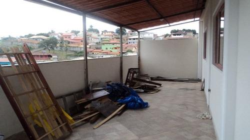 Casa Com 4 Quartos Para Comprar No Canaã Em Belo Horizonte/mg - 417