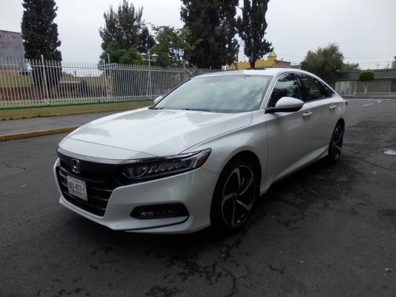 Honda Accord 2018 Sport Plus