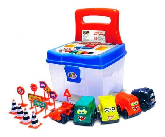 9245 Cadeira + Carrinhos E Acessórios - Bell Toy