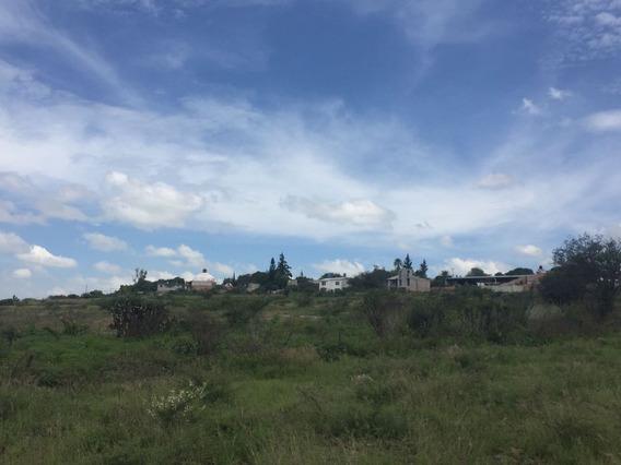 Lote Para Desarrollo Habitacional Ó Comercial, Corregidora.
