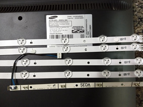 Kit Barras De Leds Un32eh4000g Samsung 5 Pcs