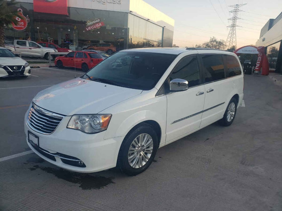 Chrysler Town & Country 2014 5p Limited V6/3.6 Aut