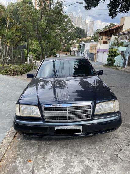 Mercedes-benz C280 Ha28w Preta 4 Portas