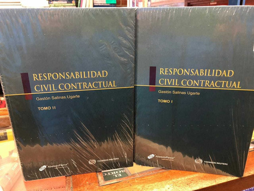 La Responsabilidad Civil Contractual (2 Vol)- Gastón Salina