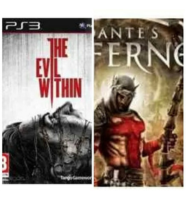 The Evil Within+ Dantes Infernos Ps3(contapsn)