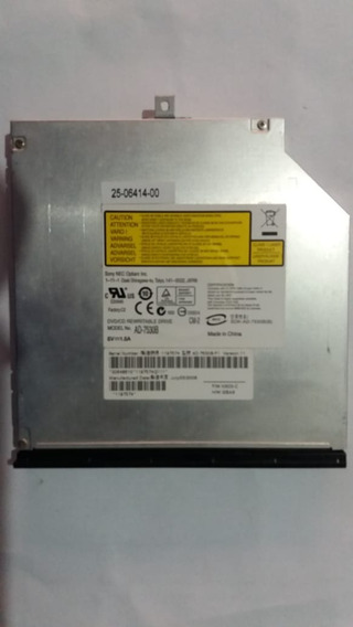 Drive Cd/dvd Notebook Cce Info Win Rle225m