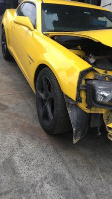 Chevrolet Camaro 2012 Sucata Para Venda De Peças