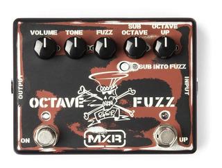 Pedal Guitarra Fuzz Octavador Slash Octaave Fuzz-ea Mxr Sf01