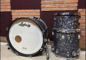 Ludwig Maple Classic Black Diamond 20 14 16